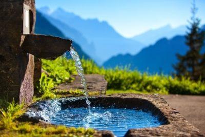 Naturheilmittel Wasser - seit Jahrtausenden