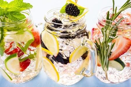 Infused Water - Wasser mit Geschmack