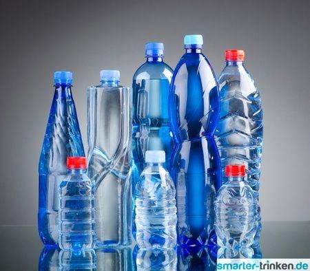 Speisen und die Auswahl des Mineralwassers