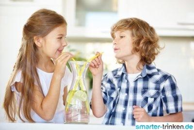 Gewichtsprävention durch frühzeitige Präferenzentwicklung für Wasser