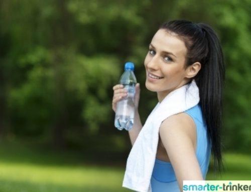 Mit Sauerstoff versetztes Wasser – was bringt es?