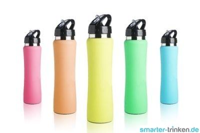 Wasserflaschen aus Kunststoff: Gesundheitliche Aspekte von Bisphenol A, Tritan oder Polypropylen