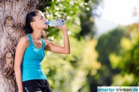 Herbststart: Laufend fit bleiben - Dehydrationssymptome vermeiden