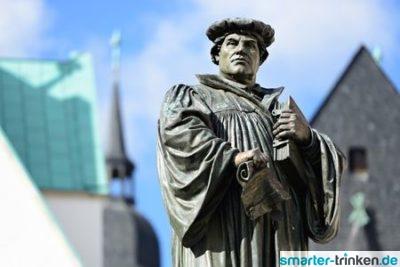 Populär nach 500 Jahren: Luthers Durstlöscher Wasser & Bier