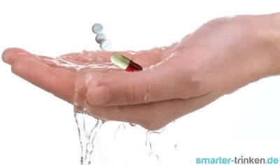Überschüssiges Wasser: Diuretika zur Entwässerung