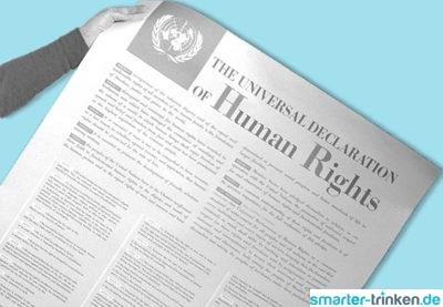 Tag der Menschenrechte: Wasser als Grundrecht?