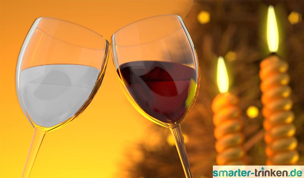 Weihnachten: Welches Wasser zum Wein?