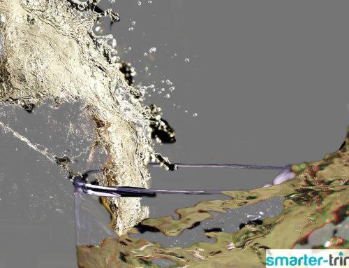 Levitation von Trinkwasser – was bedeutet das?