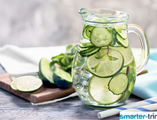 Gurkenwasser: Was kann der Wellnessdrink wirklich?