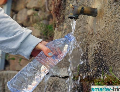 """Bedeutet """"rohes"""" Wasser auch gesünderes Wasser?"""