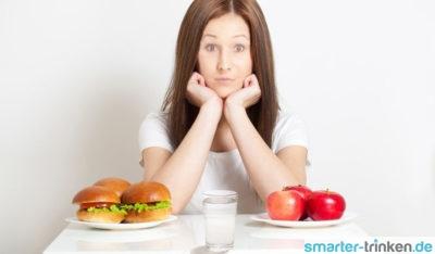 Kann basisches Wasser sauer wirkende Lebensmittel kompensieren?