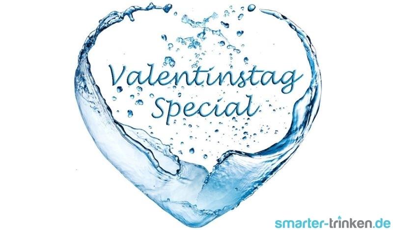 Valentinstag: Ist Wasser gut für's Herz?