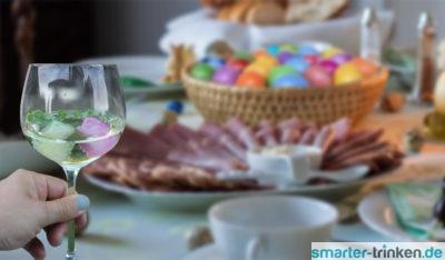 Prickelnde Ostern – Wasser gehört dazu