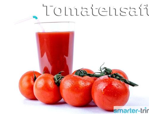 Tomatensaft schmeckt im Flugzeug wirklich besser
