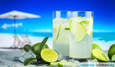 Sommergetränke zum Entgiften