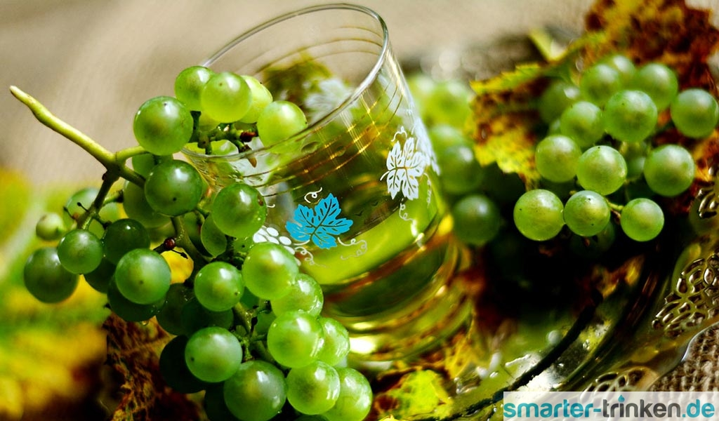 Vitamine und Nährstoffe im Traubensaft