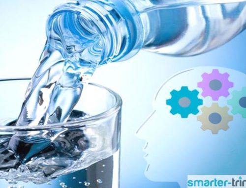 Wasser, auch gut für das Gehirn